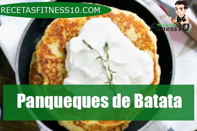 Panqueques de Batata