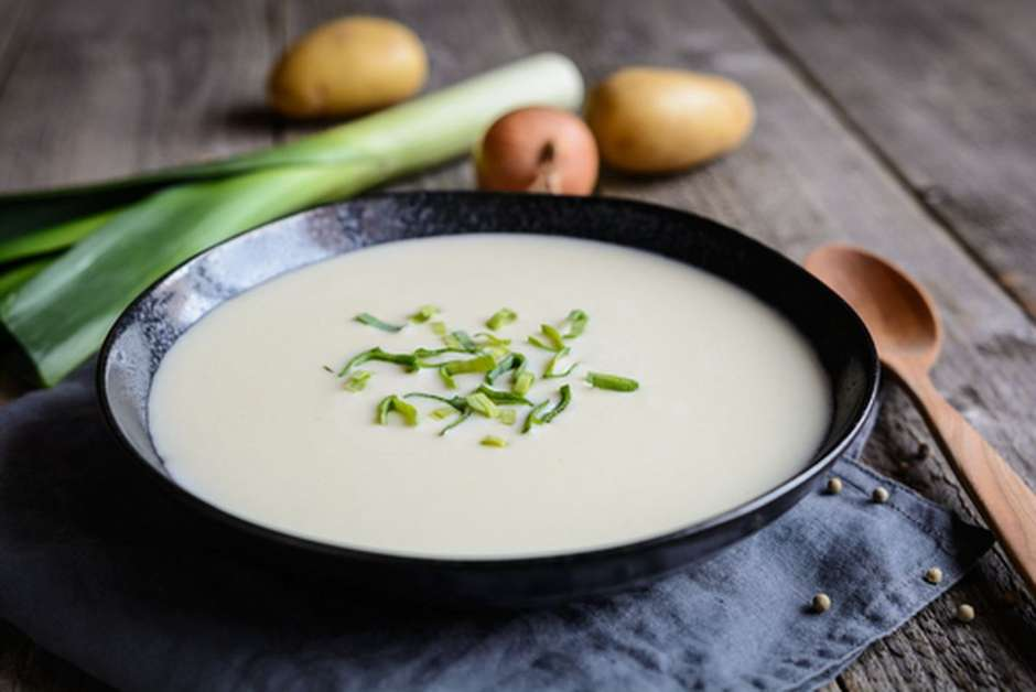 Vichyssoise light