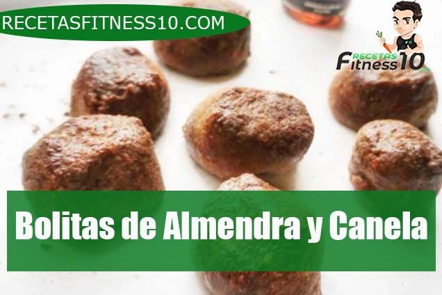 Bolitas de Almendra y Canela