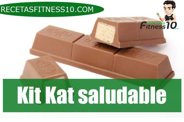 Kit Kat saludable