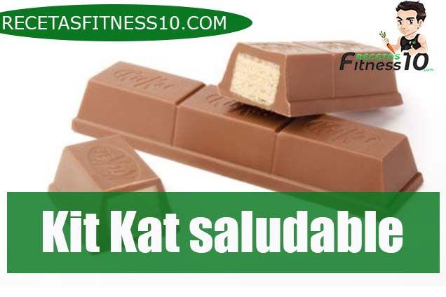 Kit Kat saludable